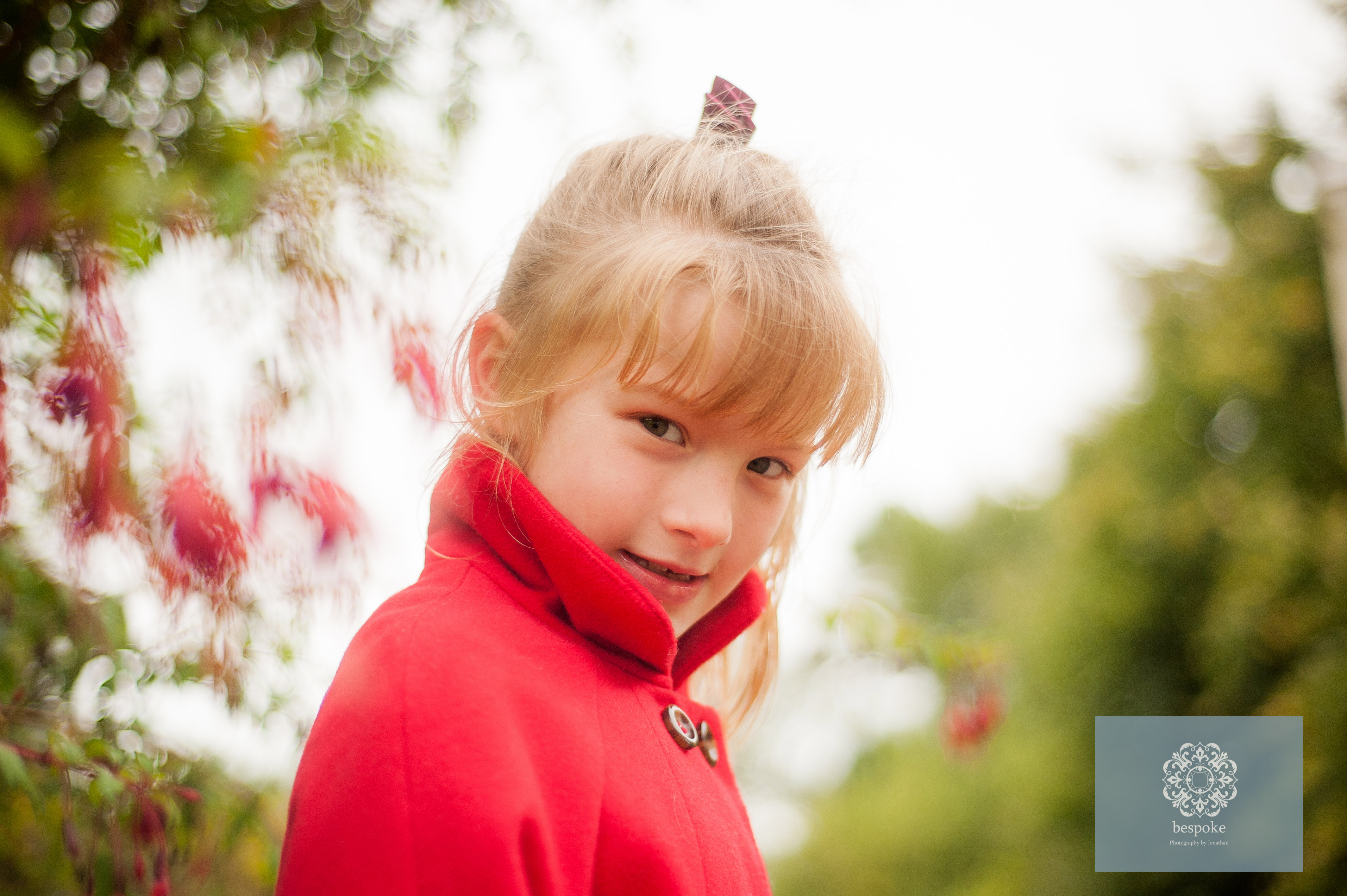 Bespoke portrait photography